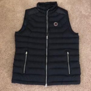 Abercrombie puffy vest